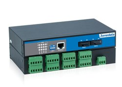 IMF208-2F Industrial Media Converter