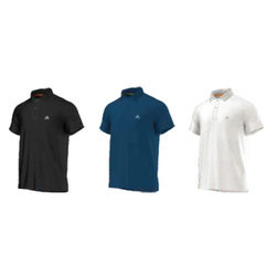 XS And 2XL Collar Sports T Shirt
