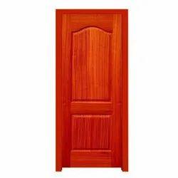 Plain PVC Bathroom Door