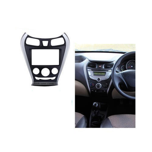 Car Stereo Frame - Plastic Black Car Stereo Frame Wholesale Trader ...