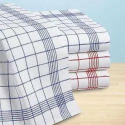 Pure Cotton Linen Kitchen And Tea Towels