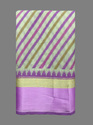 Party Wear Cotton Leheriya Saree