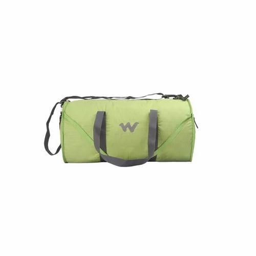863f98dc8e56 Wildcraft Duffle Bags - Wildcraft Carak Green Travel Duffle Bag Retailer  from Bengaluru
