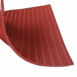 Corrugated Rubber Drainage Sheets