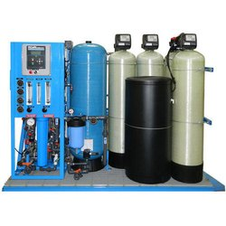 Stainless Steel RO Water Treatment Plant, Capacity: 1000-5000 Litres Per Hour