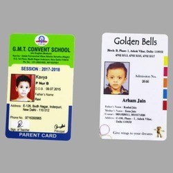 Rectangular Photo ID Cards