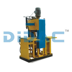 Semi-Automatic Paver Block Making Machine, Capacity: 1200 to 1500 bricks per shift