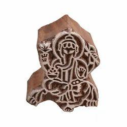 Ganesha Henna Printing Blocks