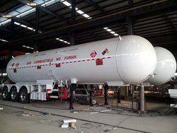 Liquid Ammonia Storage and Transportation Tanks