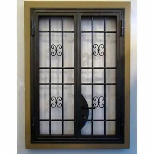 Stainless Steel MS Window Grill, For Windows & Doors, Material Grade: 304