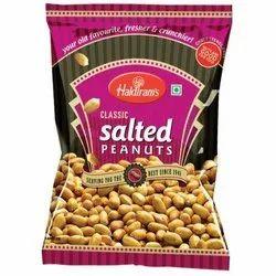 Salty Haldiram Salted Peanuts, Packaging Size: 200 Grams