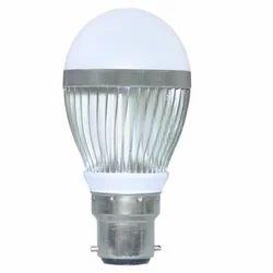 5 To 40 Watt 12-24 Volt Solar LED Bulb, For Home, 10 W