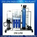 Industrial Ro Plant 250 Lph