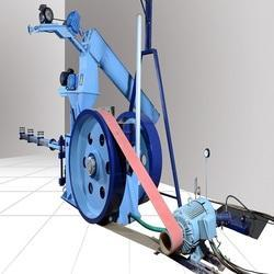 Semi Automatic Briquetting Machine