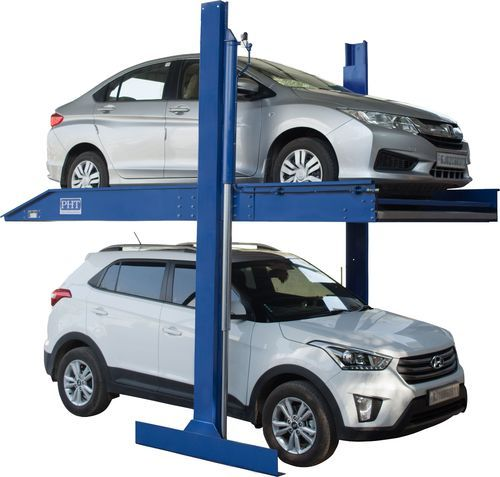 Car Parking Lift Two Post Car Parking Lifts Manufacturer From