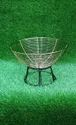 Ss, Metal Sh-1223 Fruit Bowl, For Kitchen, Home