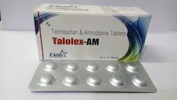 Temisartan And Amlodipine Tablets