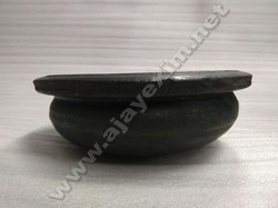 Black Cooking Pot