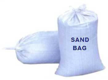 Oscar Brown And Green Sand Bags