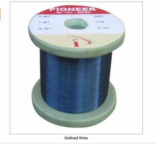 Oxidised Wires, ऑक्सीडाइज़्ड तार   Pioneer