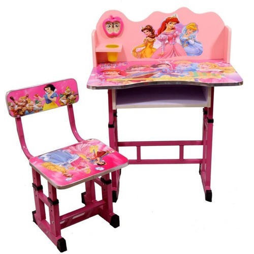 Chair Table - Barbie Kids Chair Table Wholesale Trader from Mathura