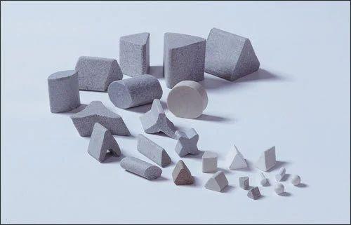 Ceramic Deburring Media, For Interior Decor And Exterior Decor
