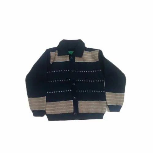 e03f42e51 Woolen Jain Kapil Kids Designer Sweater
