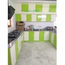 Modular PVC Kitchen Cabinet
