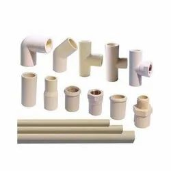Supreme Cream UPVC Pipe Fitting, for Structure Pipe, Size: 1/2 inch