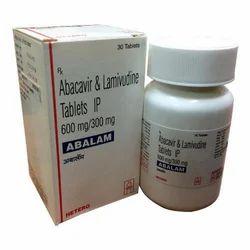 Abacavir & Lamivudine Tablets IP