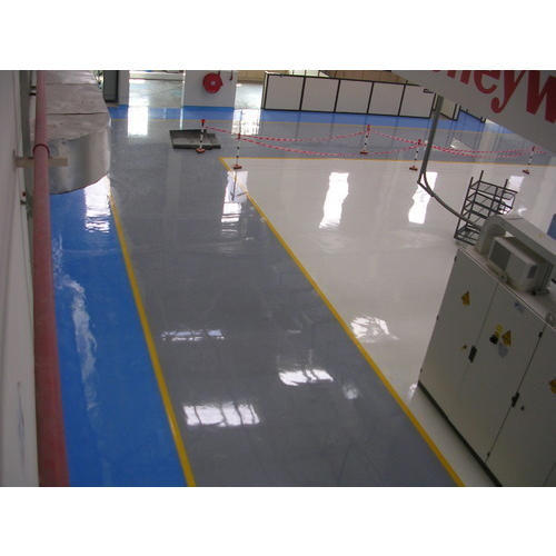 Commercial ESD Flooring Services At Rs Square Feet इएसड - Esd flooring cost