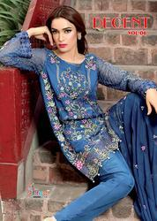 SHREE FAB DECENT VOL NO-6 PAKISTANI SALWAR KAMEEZ