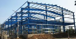 Pre Engineered Industrial Structure Building