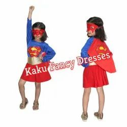 Kids Super Girl Costume