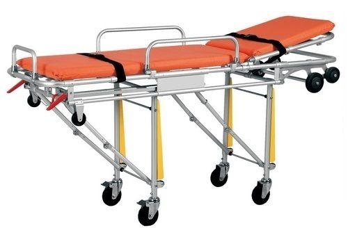 Steel Ambulance Stretcher, Rs 23850 /piece Medical Simulations   ID:  20101166130