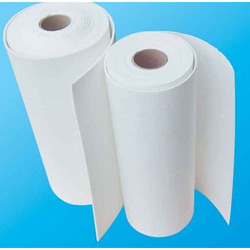 White 1000 x 500mm Ceramic Fibre Paper, Packaging Type: Roll