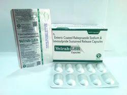 Enteric Coated Rabeprazole Sodium