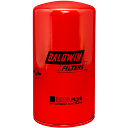 Non Woven Red PARKER BALDWIN- Spin-on Coolant Filters with BTA PLUS Formula For Industrial