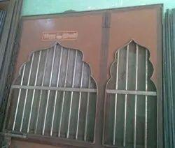 Metal Safety Door, For Home