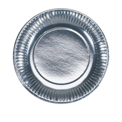 Plain Round Disposable Wrinkle Paper Plate  sc 1 st  IndiaMART & Paper Plate in Indore ???? ?? ????? ????? Madhya ...