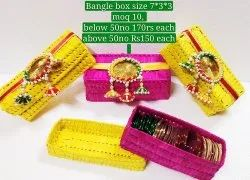 Palm Bangle Box