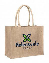 Promotional Jute Hessian Bag
