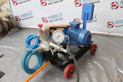High Pressure Water Jetting Pump
