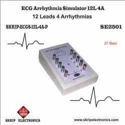 ECG Arrhythmias Simulator 12L-4A-P