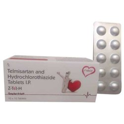 Telmisartan and Hydrochlorothiazide Tablets I.P