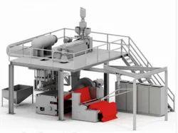 Meltdown Fabric Manufacturing Machine