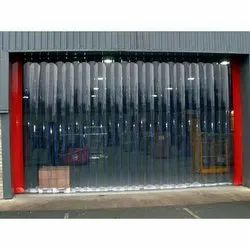 PVC Industrial Blinds