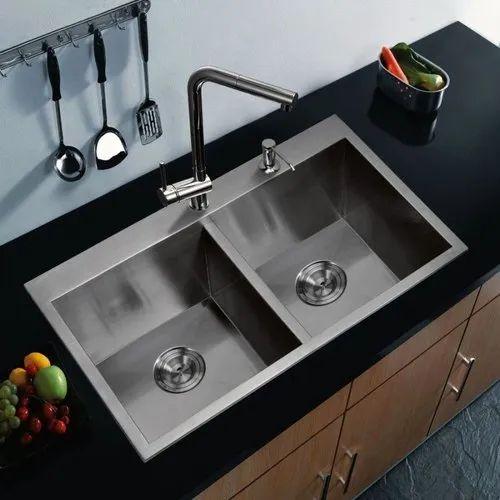 Stainless Steel Modern Kitchen Sink Rs