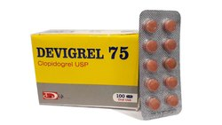 Clopidogrel Tablets Usp 75mg