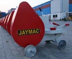 JAYMAC STEEL BAR SHEARING MACHINE